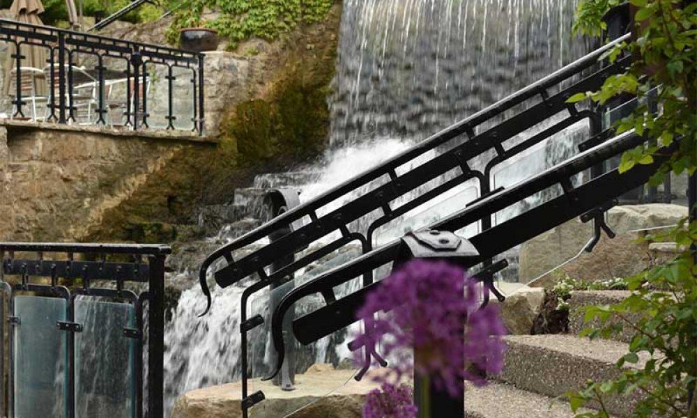 hamilton water falls