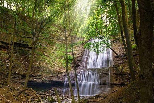 Hamilton, City of Waterfalls